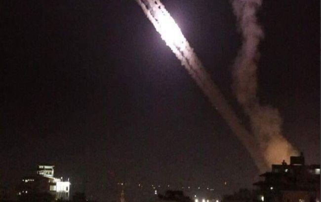 Израильская авиация ударила по столице Сирии