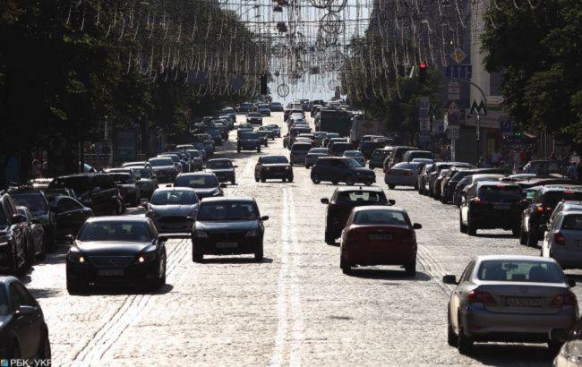 Где в Киеве можно ездить до 80 км/ч: обнародован список улиц