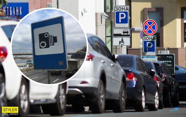 Камеры на дорогах будут работать по всей Украине: в МВД сделали заявление
