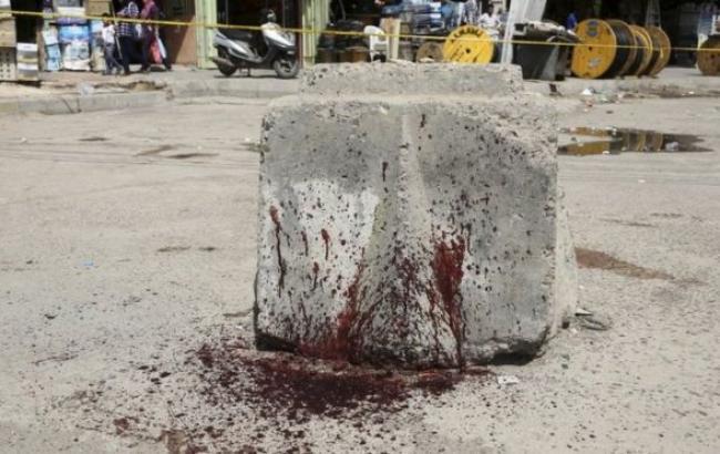 Фото: ІДІЛ взяла на себе теракти в Багдаді