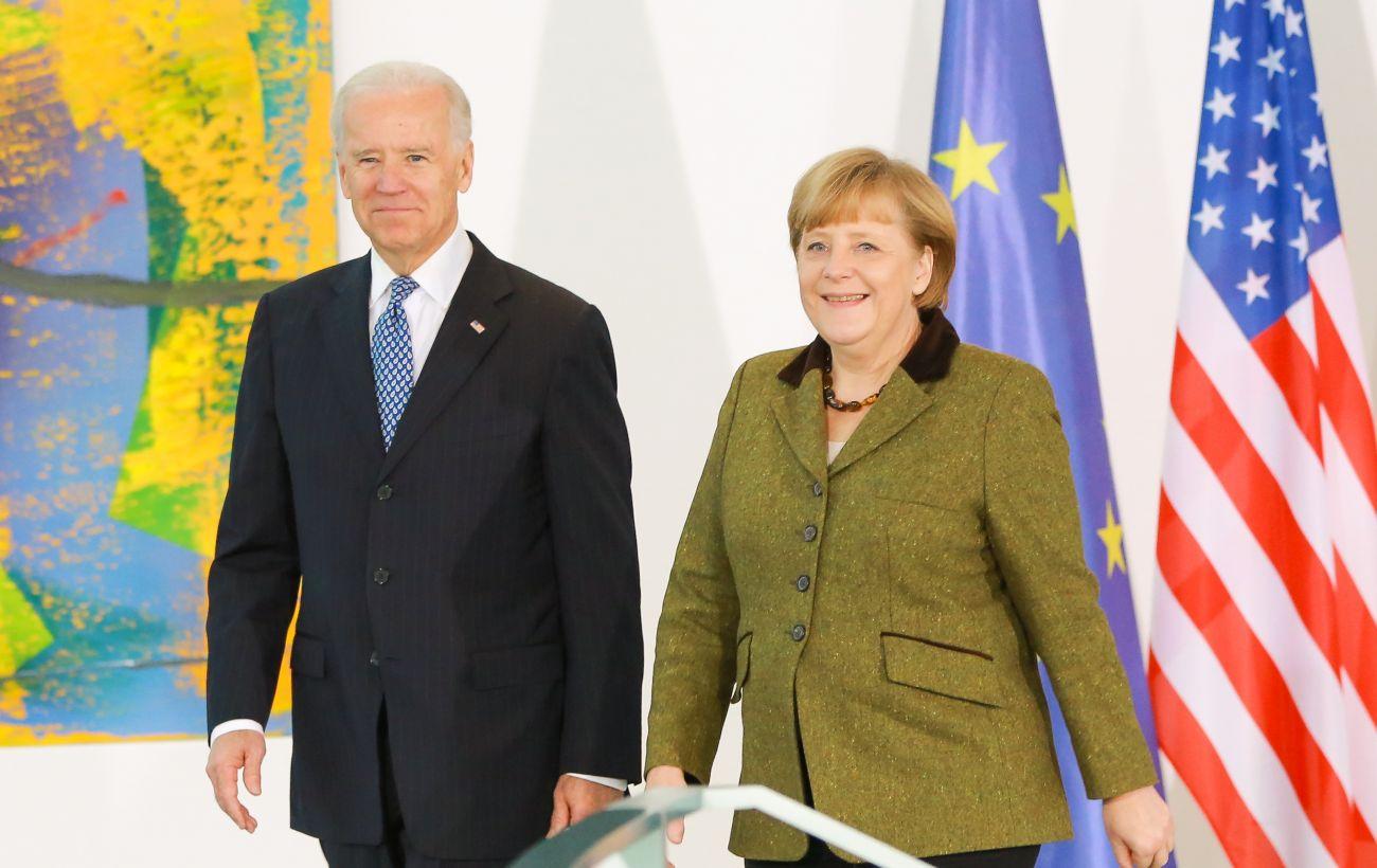 """Законодатели из США и Европы выступили с критикой """"Северного потока-2"""""""