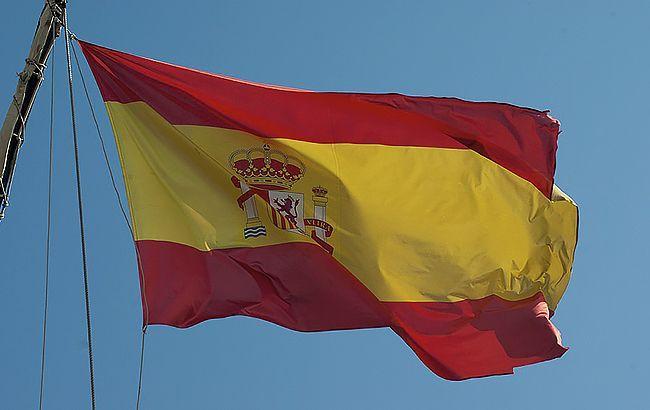 ВМадриде тысячи людей вышли наулицы вподдержку единства Испании