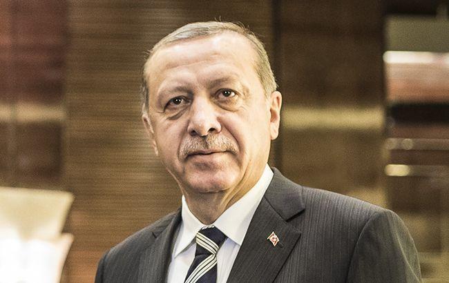 """Эрдоган заявил, что доверие к НАТО """"вызывает серьезные вопросы"""""""