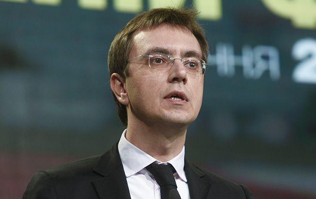 Фото: Владимир Омелян (yatsenyuk.org.ua)