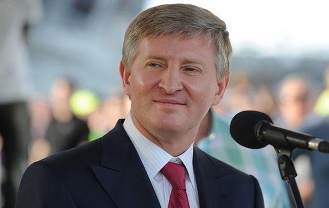 Фото: Ринат Ахметов (scm.com.ua)