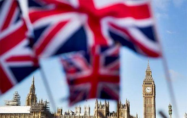 После объявления данных экзитполов по выборам в Британии упал фунт