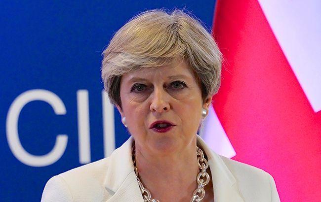 Мей може відмовитися від спроб домогтися виходу Британії з ЄС