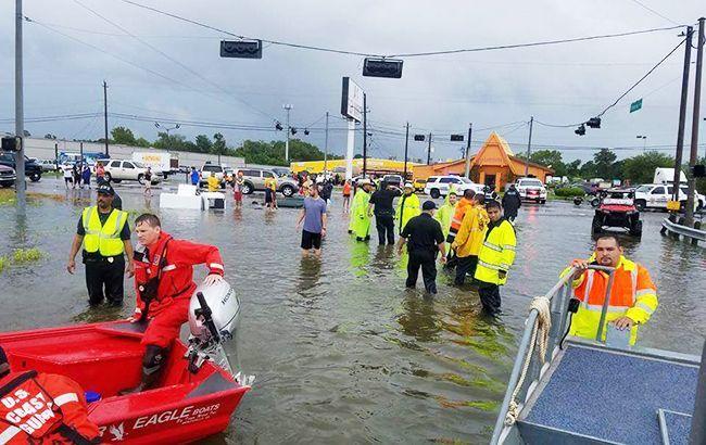 В штате Мэриленд из-за сильных дождей объявили режим ЧС