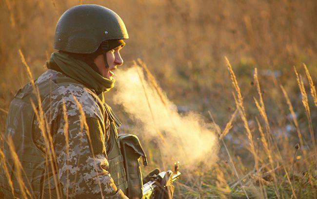 В зоні АТО жоден український військовий не постраждав, - штаб