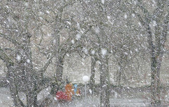У США оголошено надзвичайний стан через сильний сніговий шторм