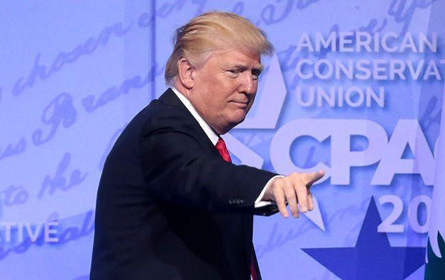 Фото: Дональд Трамп (flickr.com/thejointstaff)
