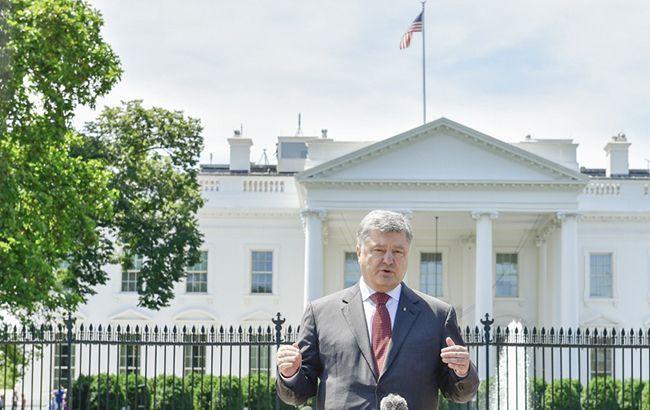 """Порошенко заявив, що Крим буде повернуто """"одразу після президентських виборів"""""""