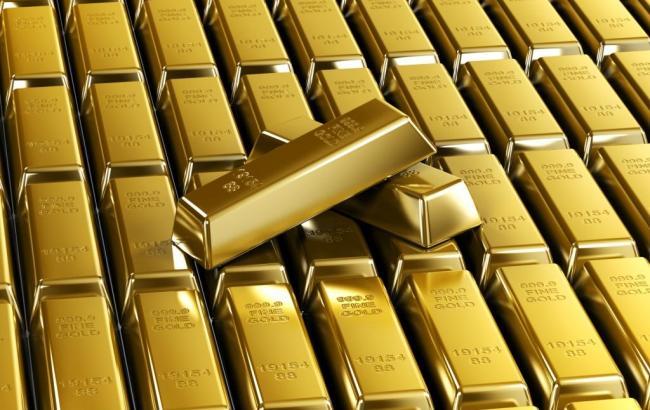 НБУ повысил курс золота до 314,56 тыс. гривен за 10 унций