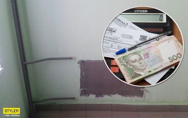 670 грн за опалення під'їзду без батарей: новий скандал з платіжками