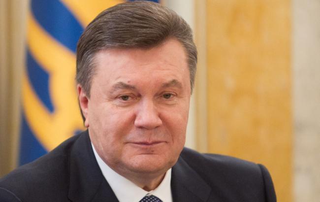 Фото: в ходе допроса Янукович извинился перед родственниками погибших на Майдане