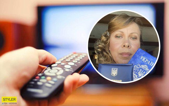Чемпіонка Оксана Баюл розплакалася в прямому ефірі і сказала, чому не повернеться в Україну