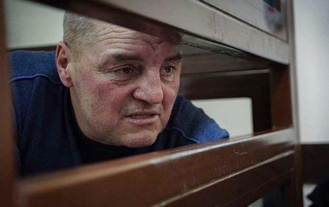 Бекіров має намір почати голодування