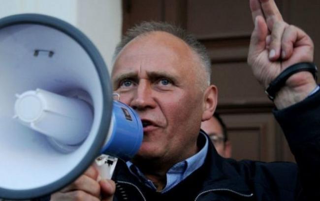 Митинг оппозиции проходит вцентре Минска