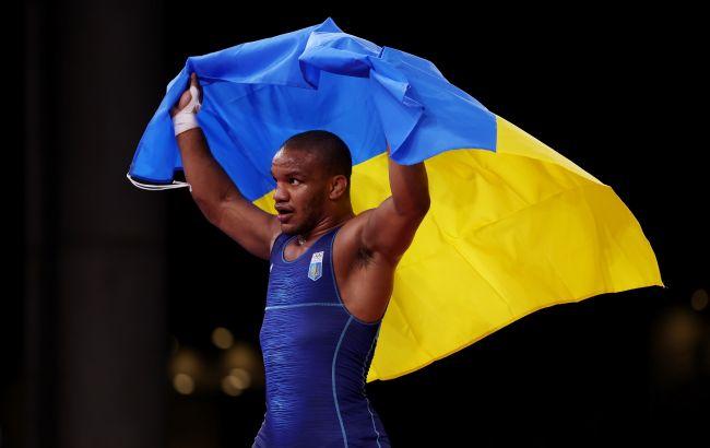 Медальный зачет Украины на Олимпийский играх в Токио
