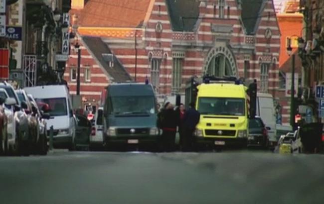 Фото: место задержания (скрин видео)
