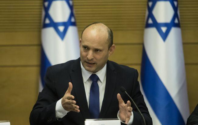 """Беннетт не хочет встречаться с лидером Палестины: """"Не вижу логики"""""""