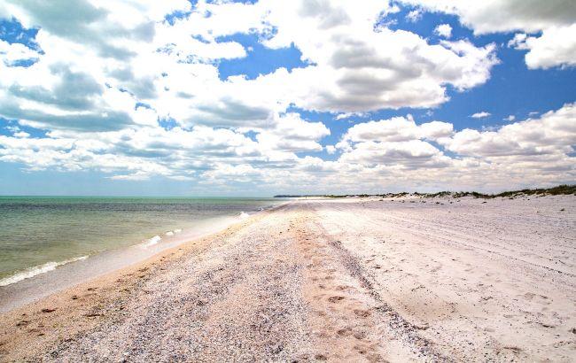 Чарівні пейзажі: кращі пляжі України, де завжди мало туристів