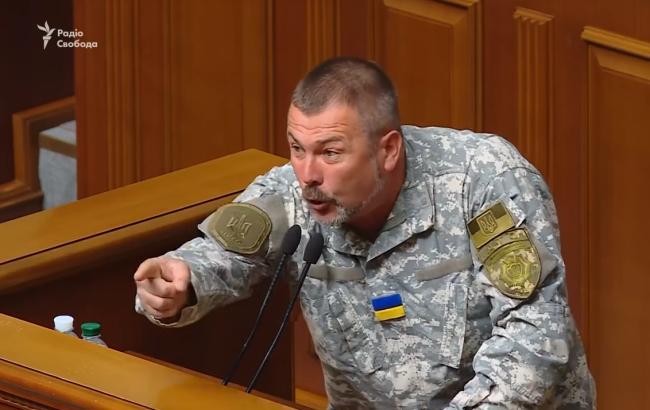 Фото: Юрий Береза (Кадр из видео facebook.com/RadioSvoboda.Org)