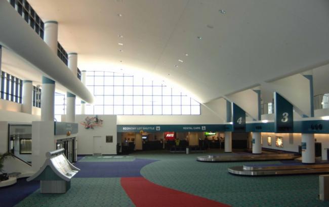 """Фото: аеропорт """"Бішоп"""" у місті Флінт (flighton.us)"""