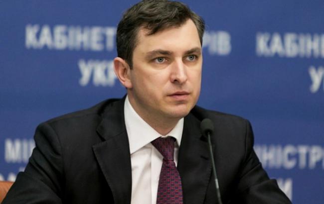 Фото: голова Фонду державного майна України Ігор Білоус