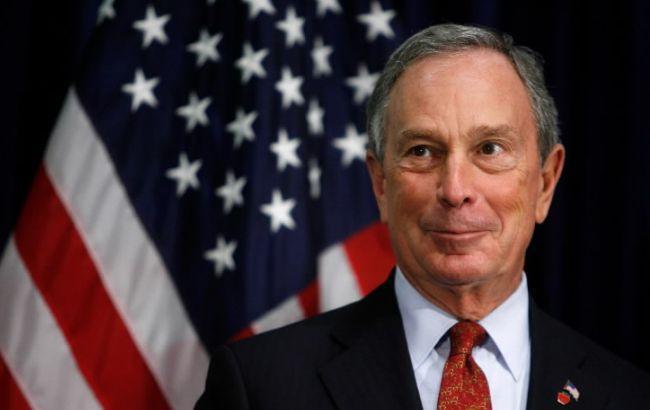 Блумберг обіцяє продати Bloomberg у разі участі в президентських виборах