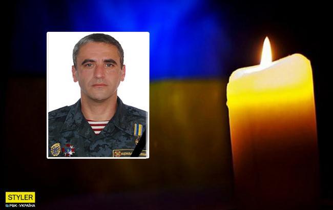 Майданівець, доброволець, герой: після важкої хвороби помер ветеран АТО