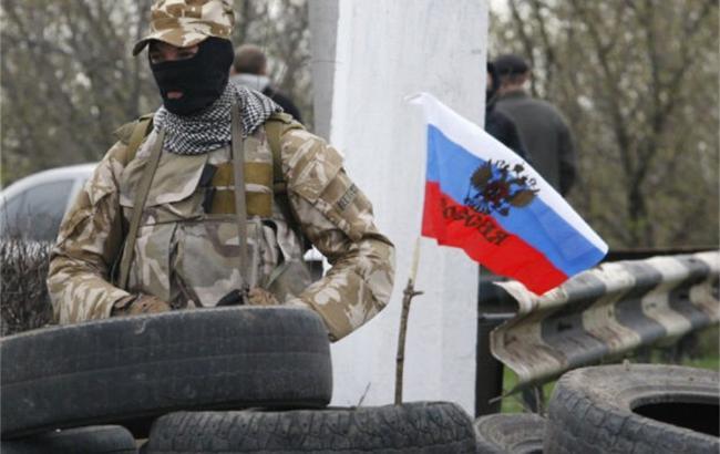 Фото: російські бойовики