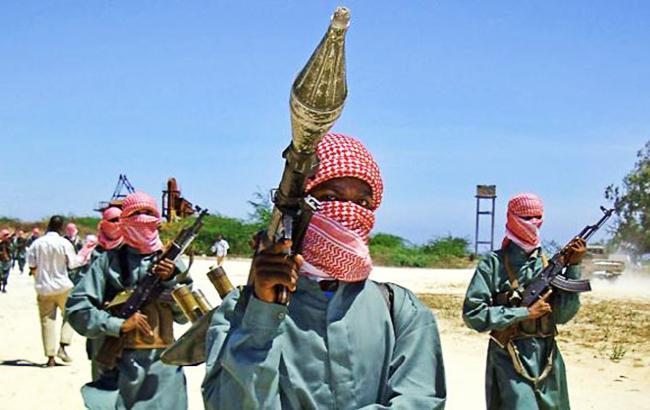 В Сомали боевики похитили медсестру Красного Креста
