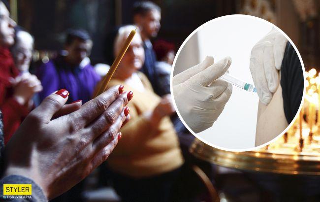 Вакцинация убивает 8-й ген, который настроен на вибрации Бога: новый миф ширится Украиной