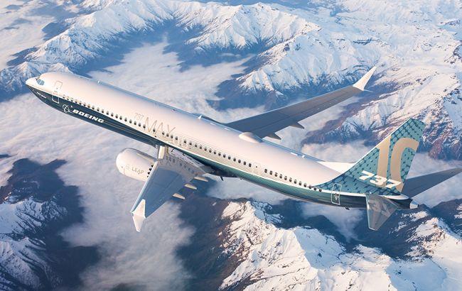 """В небо поднялся совершенно новый """"Боинг"""": невероятные фото лайнера 737-10 MAX"""