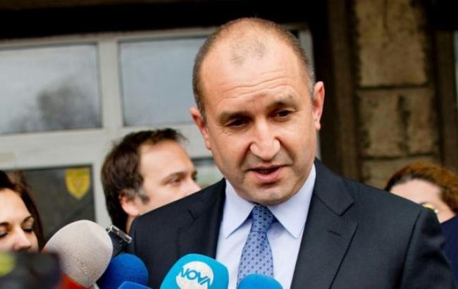 Президент Болгарии обещает приложить усилия для отмены санкций против РФ