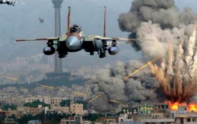 Израильская авиация атаковала позиции сирийской армии