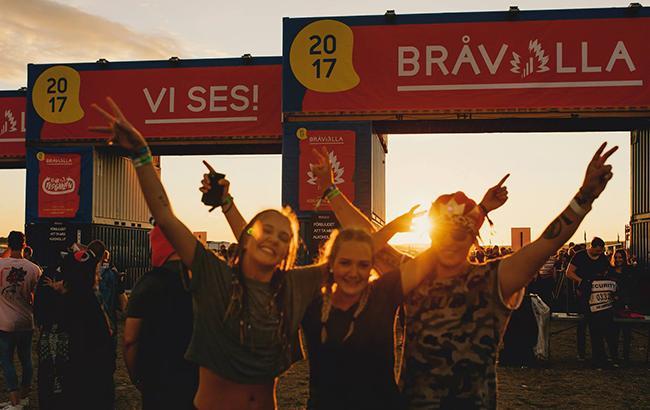 Рок-фестиваль вШвеции закрыли из-за изнасилования