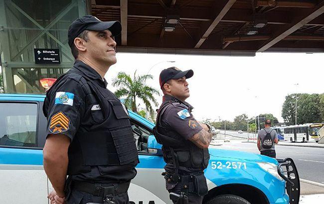 Фото: полиция Бразилии (facebook.com/pmerjoficial)