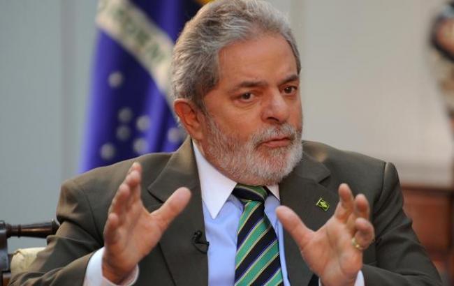 Фото: экс-президент Бразилии Луис Инасиу Лула да Силва (fecbahia.com.br)