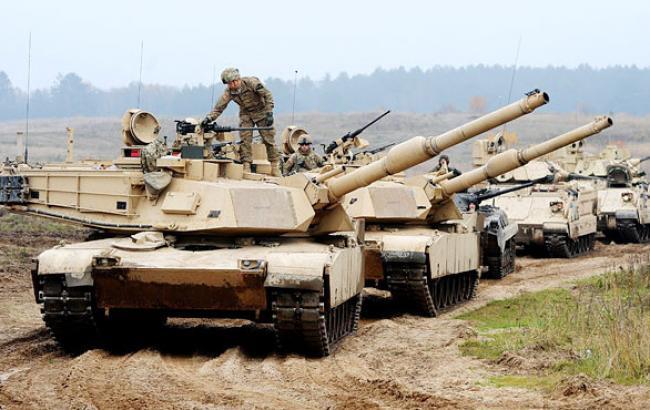 США планує посилити захист країн Балтії