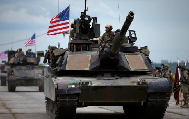 ВПольшу прибыли 250 американских военнослужащих