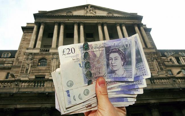 Фото: Банк Англії зберіг низьку облікову ставку