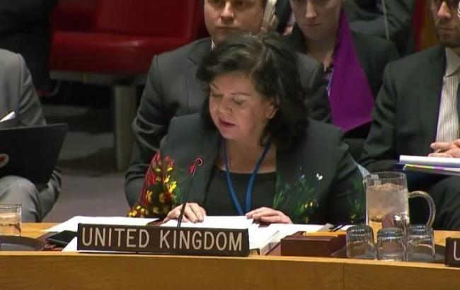 Великобритания в ООН заявила об ущемлении прав украинцев в Крыму