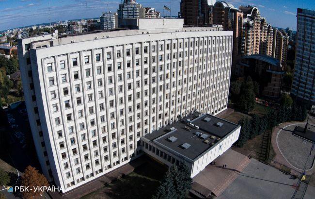 ЦВК внесла партію Саакашвілі до виборчого бюлетеня