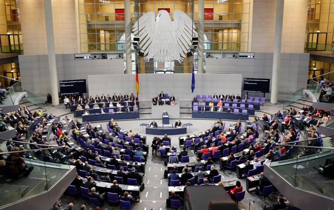 Бундестаг проведе слухання через загрозу нової агресії РФ проти України