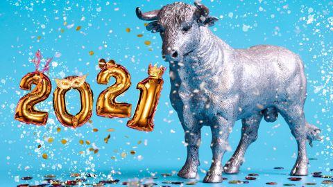 Новый год 2021 - как встречать год Быка, прогноз астролога | РБК Украина