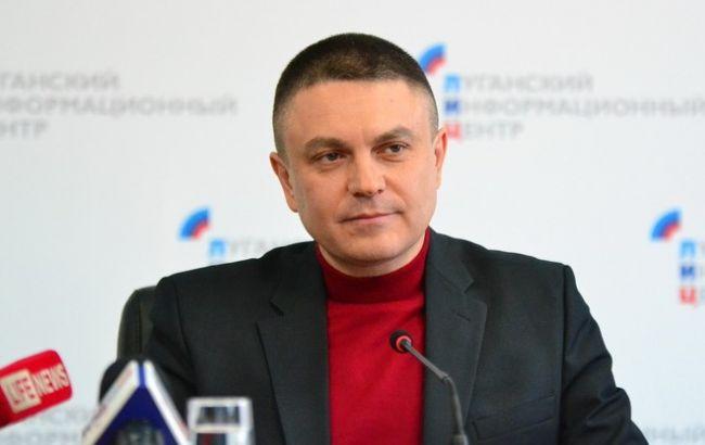 """Фото: глава луганского """"МГБ"""" Леонид Пасечник"""