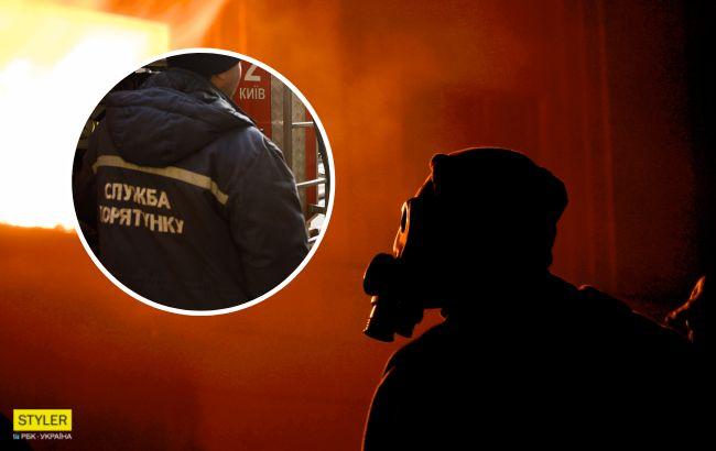 У нас тут какая-то жесть: детали взрыва под Киевом