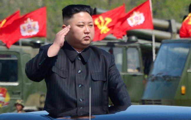 Фото: Ким Чен Ын (KCNA)